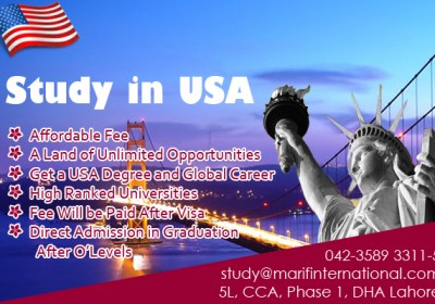Want to Study in Top Ranked Universities?