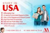 Apply USA Student Visa in Top Ranked Universities