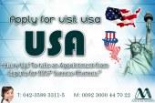 USA Visit visa Through our Experts