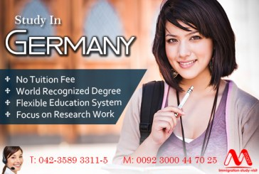Study in Germany with No tuition fees