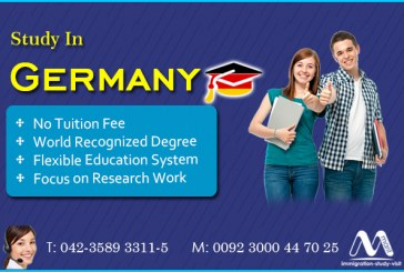 Get admissions in Germany in highly ranked universities