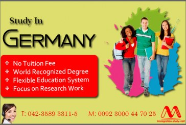 Study in Germany in highly ranked universities