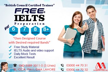 Spoken English language course in DHA Lahore