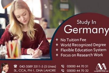 Apply Germany study visa