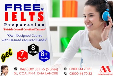 IELTS Preparation in Best institute in DHA Lahore
