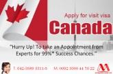 Apply for Canada visit visa