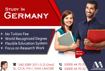 Apply for Germany Study visa through our experts in DHA Lahore