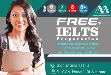 IELTS preparation Best Institute in DHA Lahore