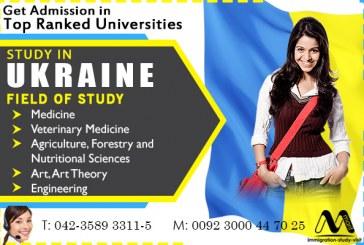Get Ukraine Study Visa