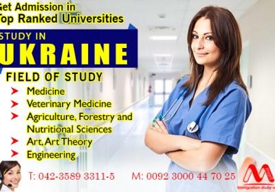 Ukraine Student Visa