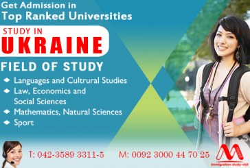 Get Study Visa For Ukraine