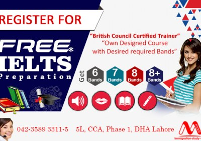 Get Best IELTS Preparation