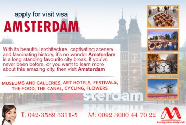 Holland Visit visa