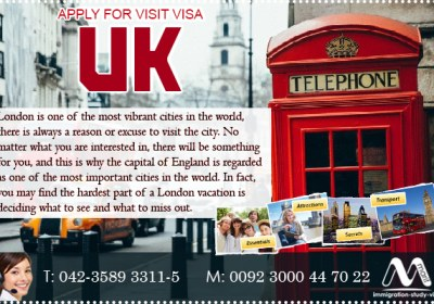UK Visitor Visa