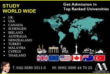 Study In Worldwide