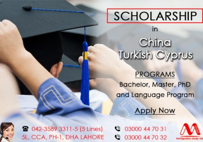 Study In China Cyprus