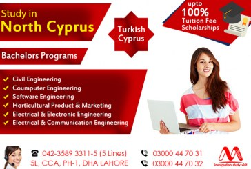 Study in Northern Cyprus