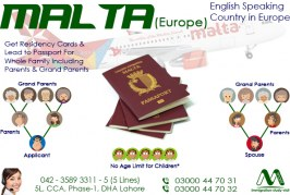 Malta Immigration Programe