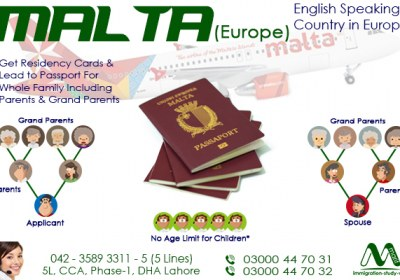 Malta Immigration Programe