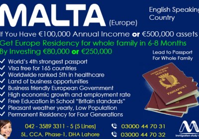 Malta Immigration