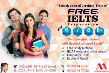 Best IELTS Centre in Lahore