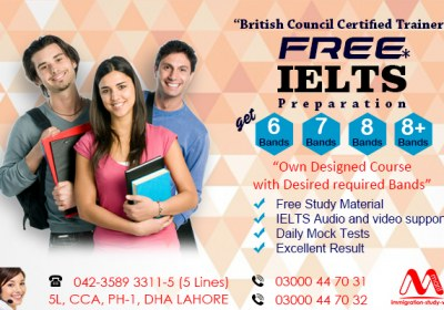 Best IELTS Centre in Lahore