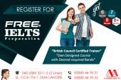 Free IELTS Preparation Centre
