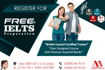 Free IELTS Preparation Centre