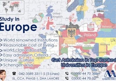 Study In EU
