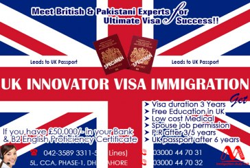 Get UK Innovator Business Immigration Through Our Senior Experts.