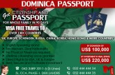 Get Dominica Passport..