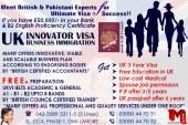 Apply UK Innovator Business Immigration Visa…