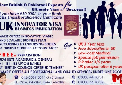 Apply UK Innovator Business Immigration Visa…