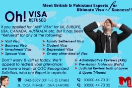 Apply Any Kind of UK Refusal Visa….