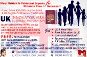Apply UK Innovator Business Immigration Visa..