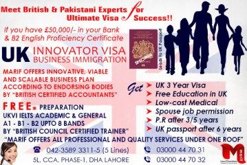 Apply UK Innovator Business Immigration Visa..