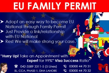 Apply EU Family Permit Through our Expert..