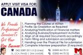 Apply Canada Visit Visa through our Expert..